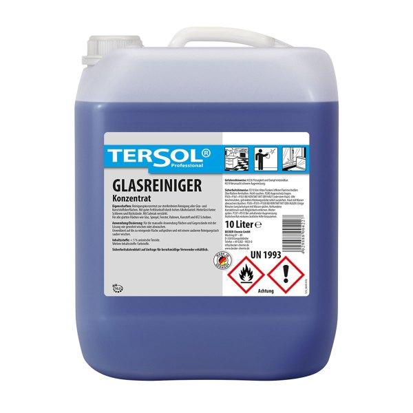 Tersol Glasreiniger 10 L | Fensterreiniger Konzentrat