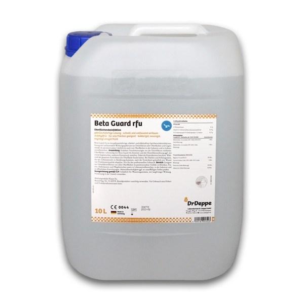 Beta Guard rfu 10 L   Oberflächendesinfektion