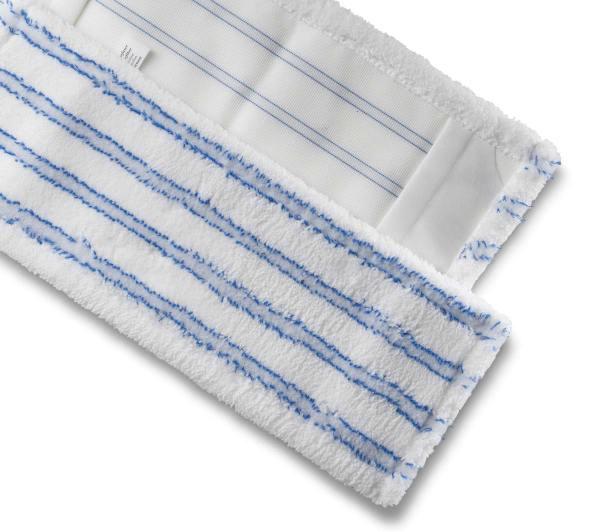 Mikrofasermopp Premium Blau 40 cm 1