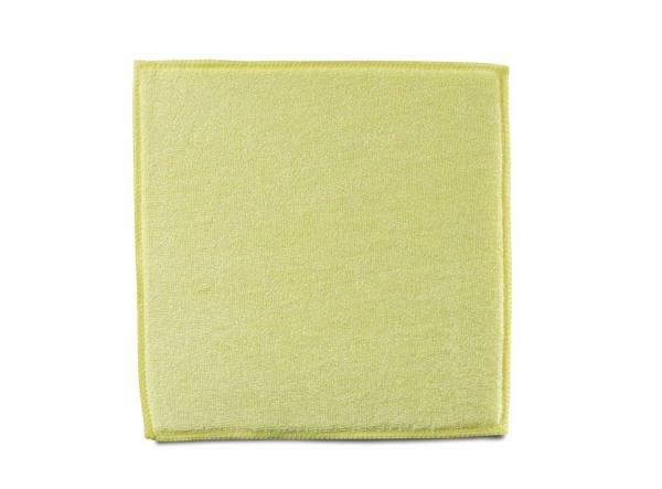 Schwammtuch gelb | Mikrofasertuch 1