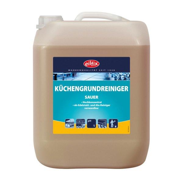 Eilfix Küchengrundreiniger sauer 10 L 1