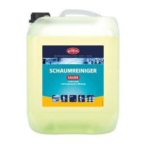 Eilfix Schaumreiniger Sauer 12 kg 4