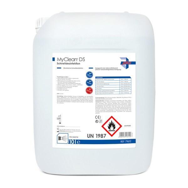 MaiMed® MyClean DS 10 L   Schnelldesinfektion 1