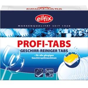 Eilfix Profi-Tabs 60 Stück | Geschirr-Reiniger Tabs 2