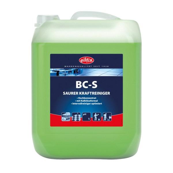 Eilfix BC-S Kraftreiniger sauer 10 L 1