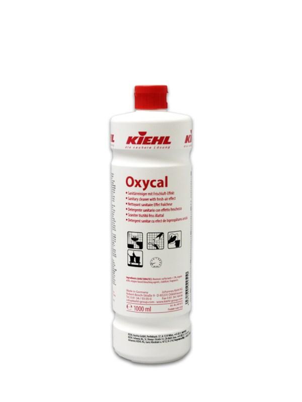 Oxycal Sanitärreiniger 1L 1