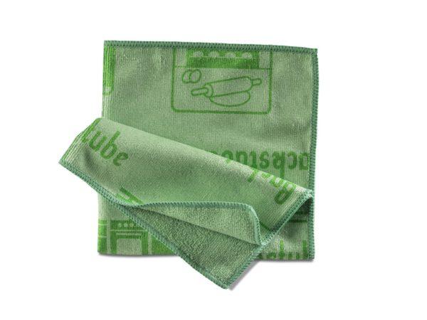 Piktotuch grün   Mikrofasertuch 1