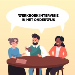 Werkboek Intervisie – met stappenplan en invulformulieren.