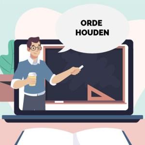 Orde houden – online training