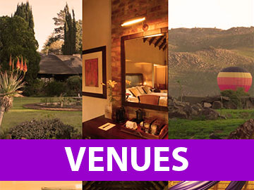 Sterkfontein Lodge - Venues