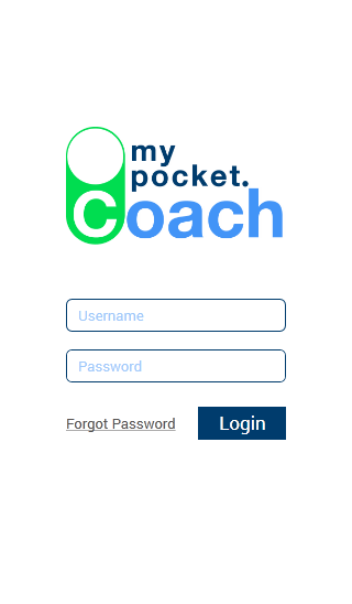 Login Screen - Start