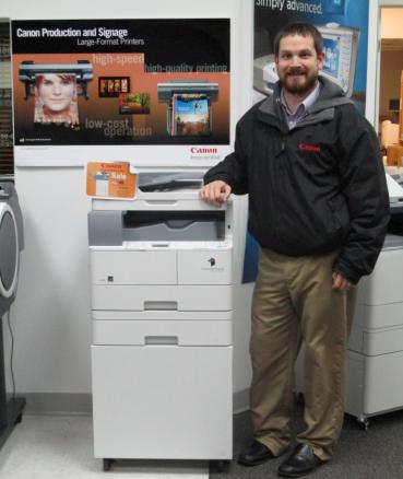 Tech Support - Canon Copiers & Printers - Rentals, Sales