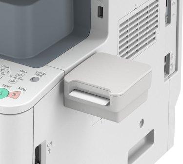 canon imagerunner copier 1435if card reader
