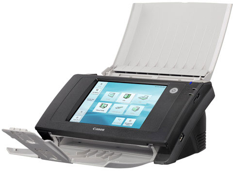 canon imageformula scanfront 330 networked document scanner