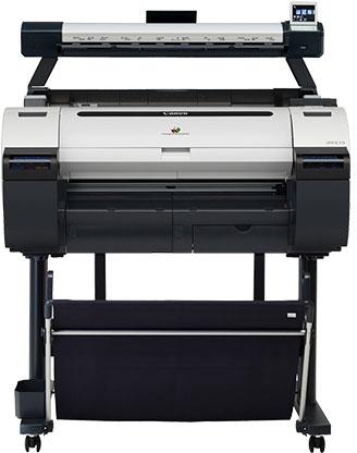 canon imageprograf ipf670 mfp l24 large format printer