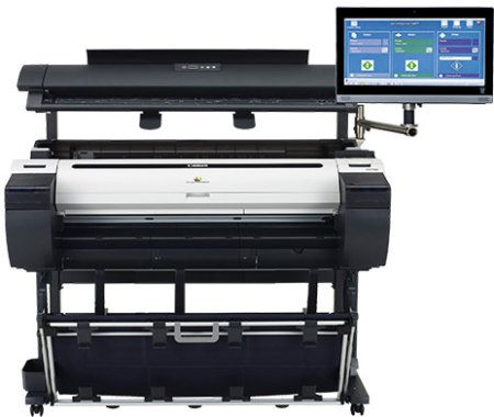 canon imageprograf ipf780 mfp m40 large format printer