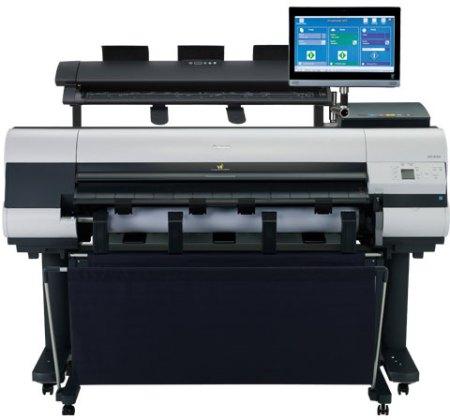 canon imageprograf ipf830 mfp m40 large format printer