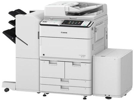 canon imagerunner advance 6555i copier