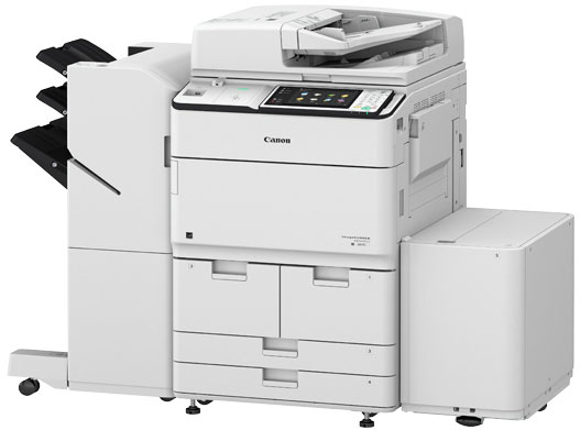 Driver: Canon imageRUNNER ADVANCE 8285 MFP Generic UFRII