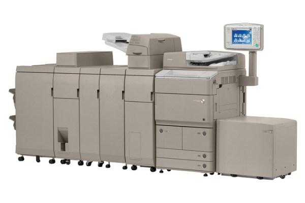 canon imagerunner advance 8295 copier