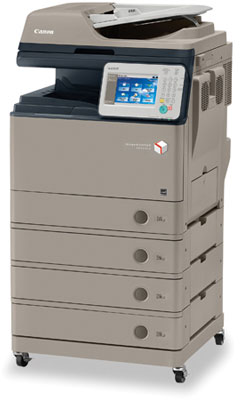 Canon imageRUNNER ADVANCE 500iF MFP Generic FAX Drivers Windows