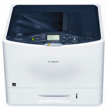 canon imagerunner lbp5480 color laser printer