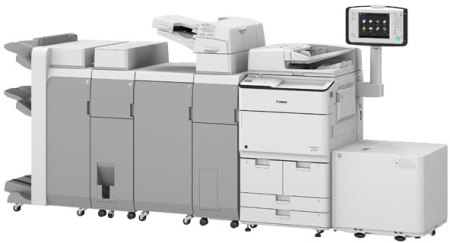 canon imagerunner advance 8585i copier