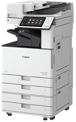 Canon imageRUNNER ADVANCE 6255 MFP UFRII XPS Linux