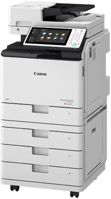 canon imagerunner advance c355if multi function color copier canon