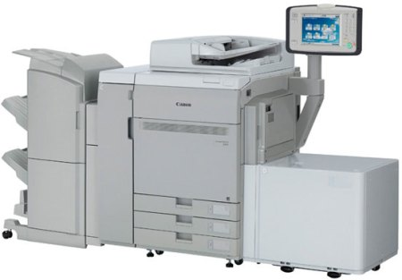 Canon imagePRESS C65 Color Sheetfed Digital Press