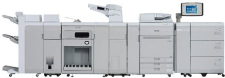 Canon imagePRESS C850 Color Sheetfed Digital Press