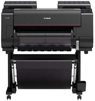 "Canon imagePROGRAF PRO-2000 24"" Wide-Format Printer"