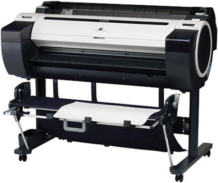 "Canon imagePROGRAF iPF780 36"" Wide-Format Printer"