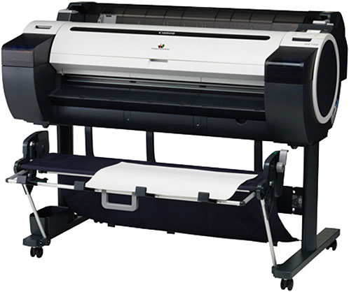 "Canon imagePROGRAF iPF780 36"" Wide-Format Printer"