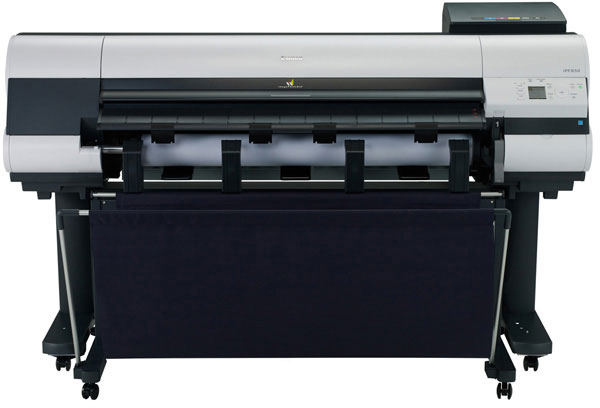 "Canon imagePROGRAF iPF830 44"" Wide-Format Printer"