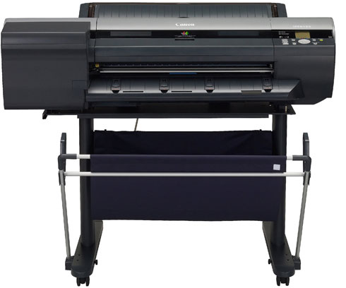 "Canon imagePROGRAF iPF6450 24"" Wide-Format Printer"