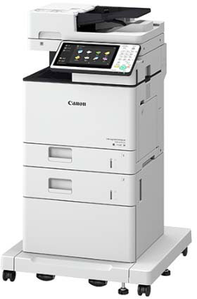 Canon imageRUNNER ADVANCE 715iF II Multi-Function B&W Copier