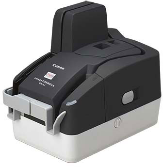 Canon imageFORMULA CR-L1 Compact Check Transport Scanner
