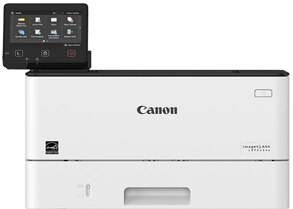 Canon imageCLASS LBP215dw B&W Laser Printer