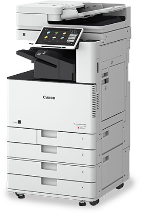 Canon imageRUNNER ADVANCE DX C3730i Color Multi-Function Copier