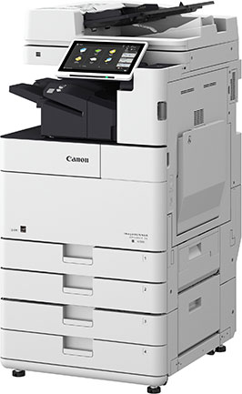 Canon imageRUNNER ADVANCE DX 4725i B&W Multi-Function Copier