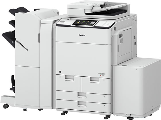 Canon imageRUNNER ADVANCE DX C7770i Color Multi-Function Copier