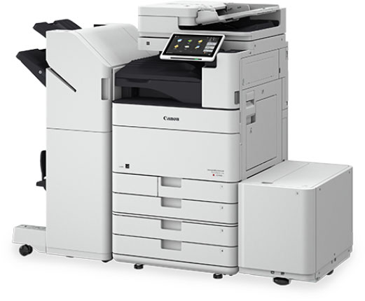 Canon imageRUNNER ADVANCE DX C5760i Color Multi-Function Copier