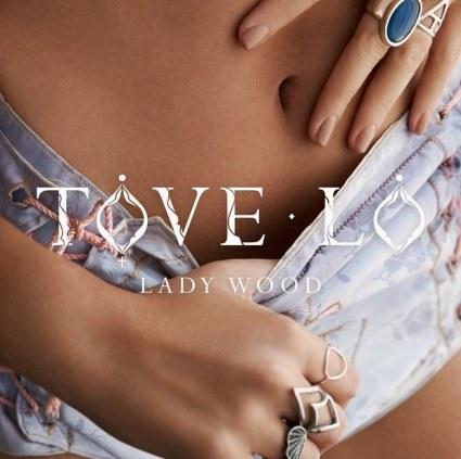 'Lady Wood' album cover