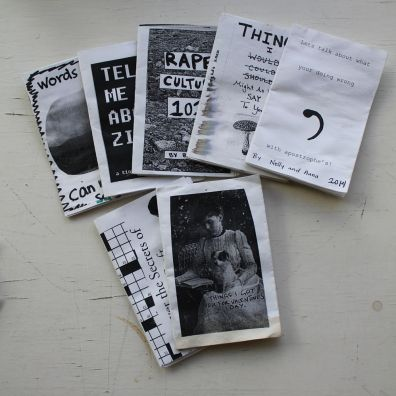Collaborative Zine