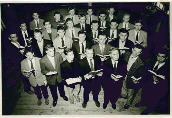 Sterling College Full Class 1959
