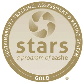 STARS gold rating