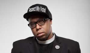 Reverend Lennox Yearwood Jr