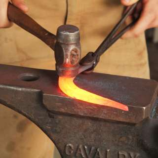 Welding and forging
