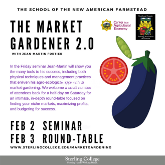 The Market Gardener Feb18 Square Image